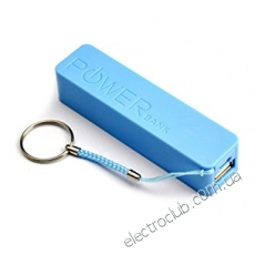 Корпус Power Bank 1x18650 Blue